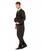 Premium Costume Tailcoat Men Black