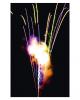 Rainbow Colors 96 Schuss Batteriefeuerwerk