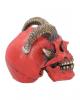 Teufel Dämon Beelzeboss Schädel