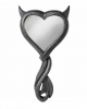 Satan's Heart Hand Mirror