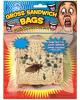 Schimmliges Sandwich Brotzeit Tüte Scherzartikel