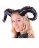 Black Aries Cosplay Horns