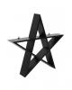 Gothic Pentagramm Regal 40cm