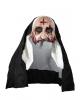 Silent Nun Halloween Maske