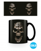 Skull Blast Skull Mug With Thermo Effect