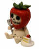 Furrybones Figur klein - Strawberry