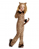 Cute Leopard Child Costume