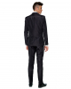 Suitmeister Solid Black Suit