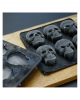 Skull Silicone Ice Cube Mould Set Of 2