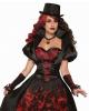 Unsterbliche Vampir Baronin Kostüm