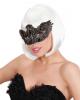 Venetian Eye Mask Noblesse Silver