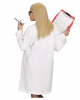 White Doctor Coat Unisex