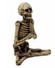 Yoga Skeleton Decoration Figure 13 Cm