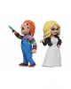 Bride Of Chucky Toony Terrors Chucky & Tiffany
