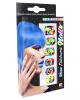 80er Jahre Neon Fingernägel 12 St.