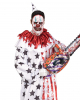 Cutter Horror Clown Halloween Costume