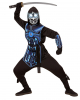 Cyber Ninja Child Costume With Glowing Eyes