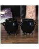 Witch Cauldron Salt & Pepper Set