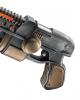 Kettensäge Steampunk Pistole Spielzeugwaffe