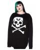KILLSTAR 2 The Bone Knit Sweater