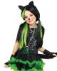 Funky Punk Katze Mädchenkostüm