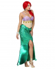 Mermaid Deluxe Ladies Costume