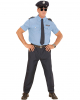Policeman Men Costume 5 Pcs.