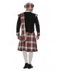Duncan Schotten Männer Kostüm