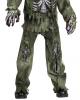 Skelett Zombie Kinder Kostüm Deluxe
