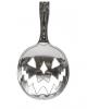 Spooky Pumpkin Teaspoon Silver