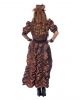 Steampunk Ladies Costume Deluxe