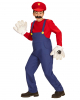 Super Plumber Child Costume