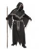 Warlock Costume With Luminous Eyes