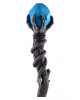 Magic Wand Serpenta With Blue Stone