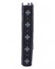 Edgars Rabe Gothic Geldbörse 18,5cm