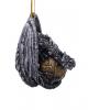 Drache mit Keltenmuster Christbaumkugel 8cm