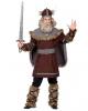 5-tlg Wikinger Herren Kostüm