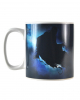 Harry Potter - Patronus Thermoeffekt Tasse