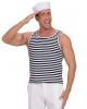 Matrosen Shirt gestreift XL