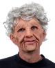 Grandma mask made of soft latex