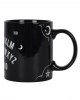 Black Ouija Board Coffee Mug
