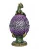Smaragd Dragon with Egg Jewellery Box