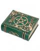 Grünes Buch Magischer Sprüche Schmuckschatulle