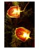 Gryffindor Lichterkette Harry Potter 12 Lichter
