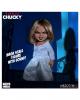 Seed Of Chucky Talking Tiffany Figure 38cm