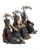 Something Wicked Reaper Figurines 3pc Set