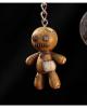Voodoo Puppe Schlüsselanhänger