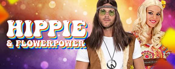 Hippie & Flower Power Kostüme