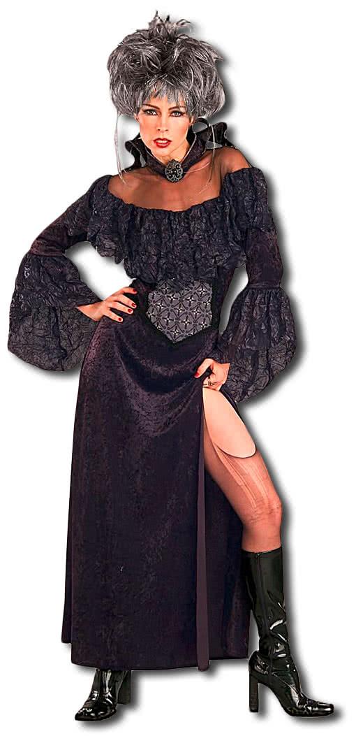 vampir countess darkheart kost m vampirkost me f r damen. Black Bedroom Furniture Sets. Home Design Ideas