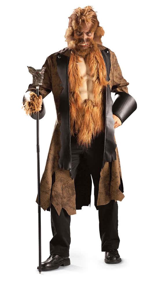 fullmoon killer wolf kost m gr m l werwolf kost me karneval universe. Black Bedroom Furniture Sets. Home Design Ideas
